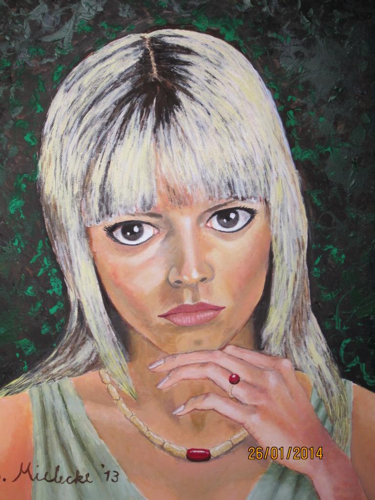 Porträt Antje