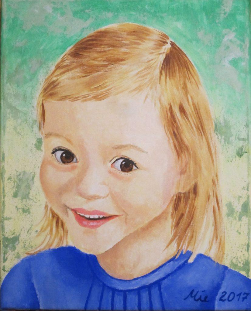 Porträt Emily