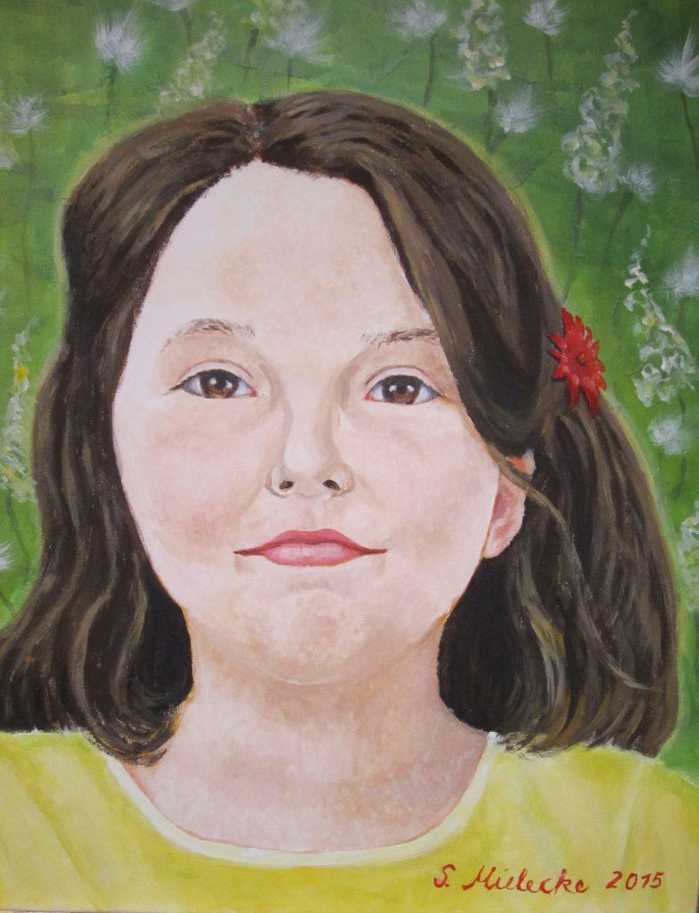 Porträt Xenia