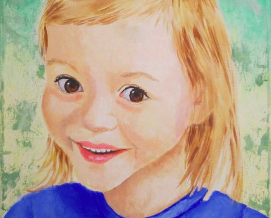 Portrait Kinderlachen