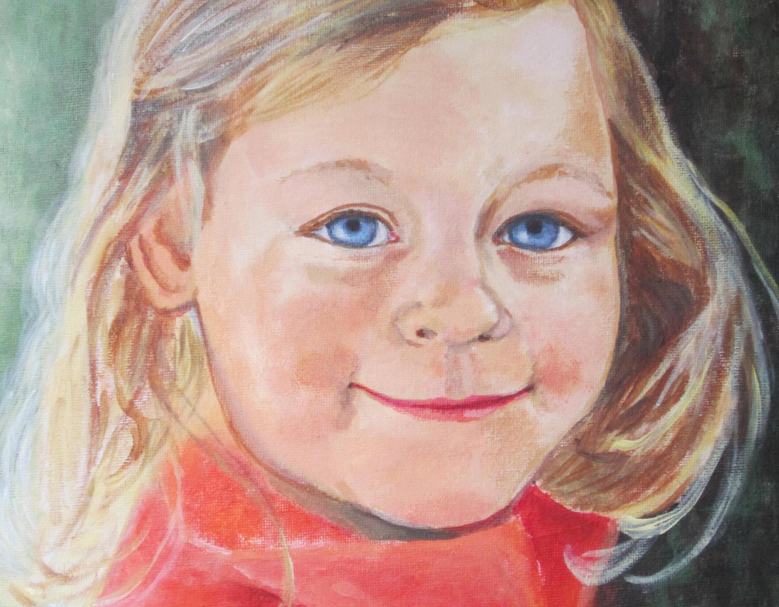 Portrait Selma
